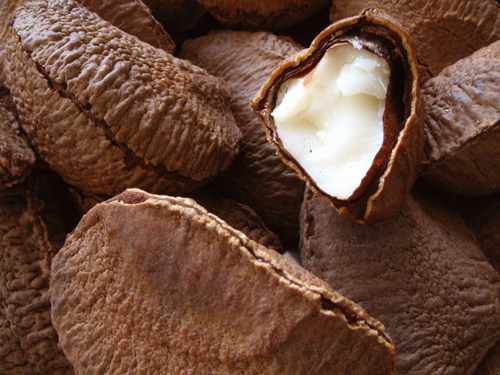 орех снижает уровень холестерина