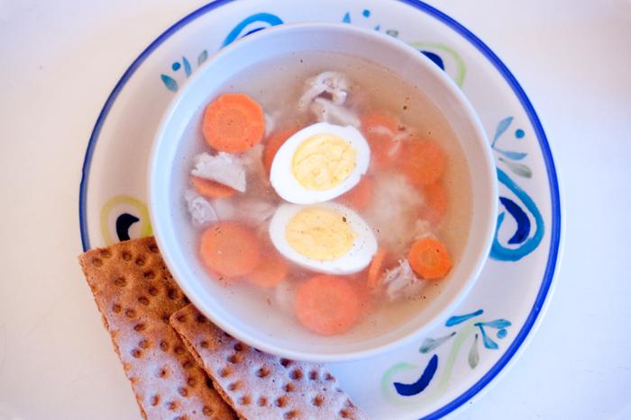 легкий диетический куриный суп рецепт