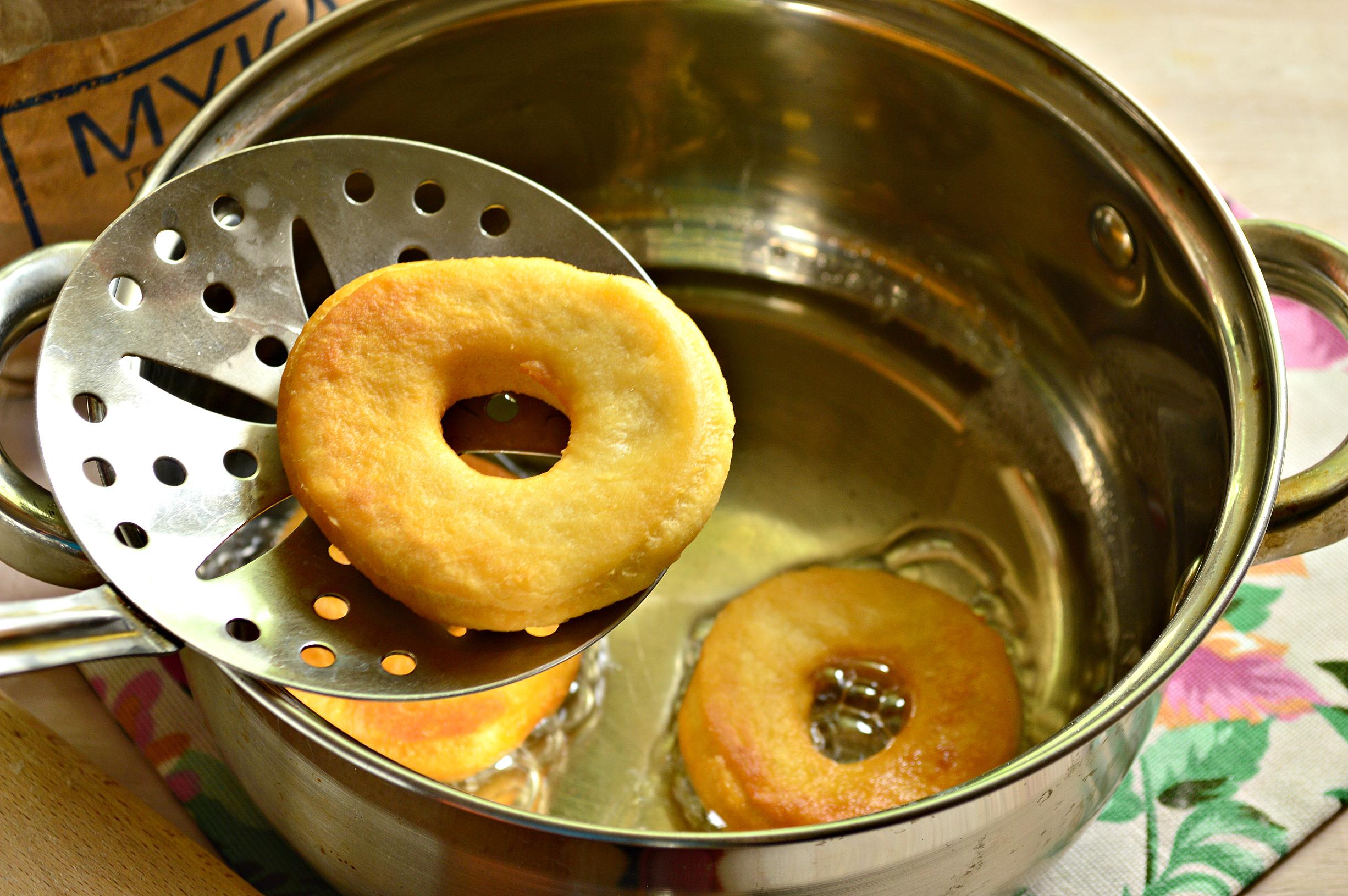 Пончики - рецепты с фото на Повар. ру (111 рецептов пончиков)