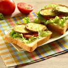 Бутерброды с кабачками