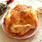 Цыпленок в чесночно-соевом соусе