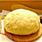 Дрожжевое тесто с льняной мукой