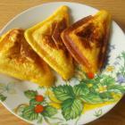 Дрожжевые блинчики в бутерброднице