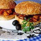 Гамбургеры с рубленой индейкой