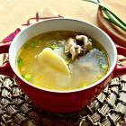 Картофельный суп с цыпленком