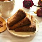 Кофейно-шоколадные блины