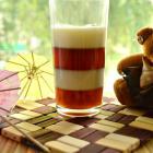 Кофейный десерт «Зебра»