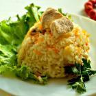 Куриное филе по-египетски