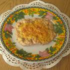 Куриное филе, запеченное в духовке с сыром