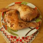 Куриные окорочка в сковороде гриль