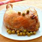 Куриные окорочка, запеченные в классическом соевом соусе