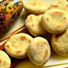 Мини-лепёшки по мараккански