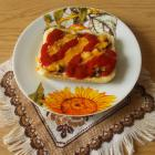 Мини-пицца на сковороде-гриль
