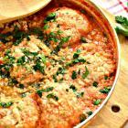 Мясные тефтели в томатно-соевой заправке