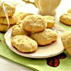 Ореховое печенье с кунжутом
