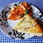 Осетинский пирог картофчин (картофджин)