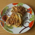 Печень в кляре в сендвичнице