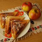 Пирожки из дрожжевого теста в бутерброднице