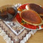 Пирожки жареные из дрожжевого теста