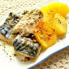 Рыба, запеченная по-польски