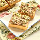 Рыбные бутерброды по-шведски