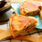 Рыбный пирог по-балтийски