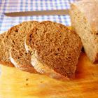 Ржаной хлеб из муки грубого помола