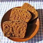 Ржаной хлеб с медом
