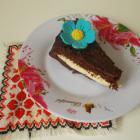 Шоколадный торт с кремом Шарлотт в мультиварке