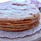 Слоеный торт Французский