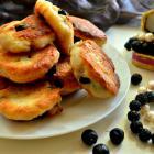 Сырники с черноплодной рябиной