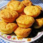 Сырные кексы
