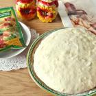 Тесто для булочек в хлебопечке