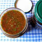 Томатный соус с кинзой для шашлыка