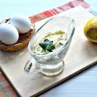 Яичный соус к рыбным блюдам