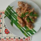 Желудки куриные в томате