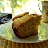 Английский кекс с корицей