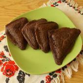 Бисквитики с черносливом в бутерброднице