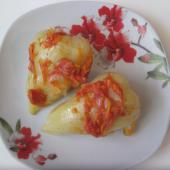 Болгарский перец, фаршированный мясом