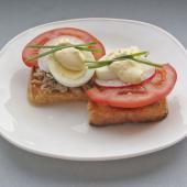 Бутерброд из Ниццы