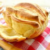 Домашний хлеб по-итальянски