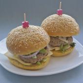 Гамбургер Дижон