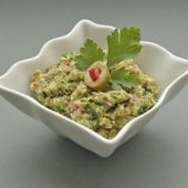 Итальянский зеленый соус Salsa Verde
