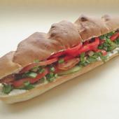 Классический турецкий бутерброд