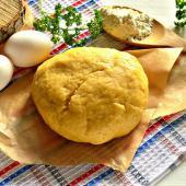Мягкое тесто на маргарине
