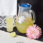 Напиток из лайма с медом