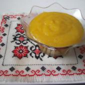Овощное пюре для грудничков