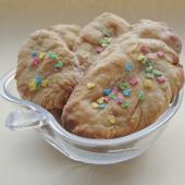 Печенье на яблочном соке