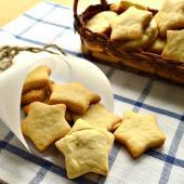 Песочное печенье без яиц на майонезе