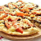 Пицца с говядиной